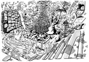 Illustration freaks 10