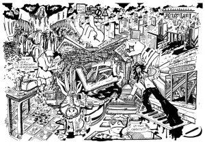Illustration freaks 11