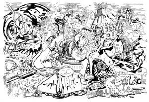Illustration freaks 3