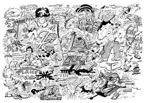 Illustration freaks 4