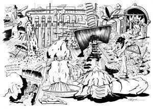 Illustration freaks 6