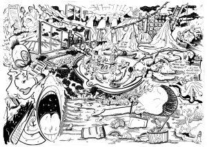 Illustration freaks 8