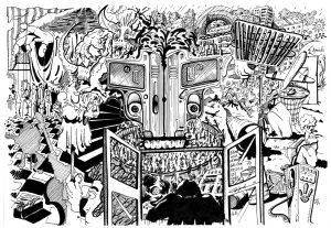 Illustration freaks 9