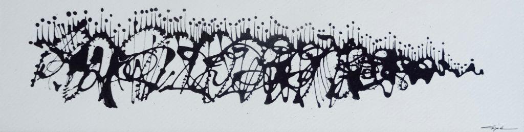 Délire Calligraphique 16