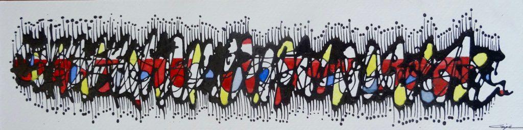 Délire Calligraphique 18
