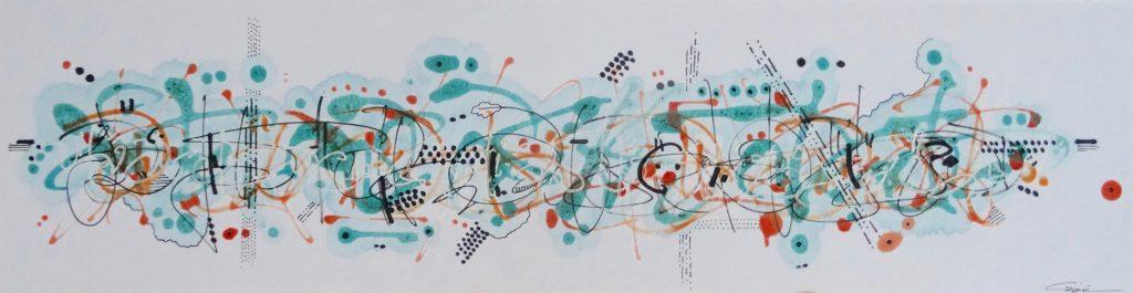 Délire Calligraphique 5
