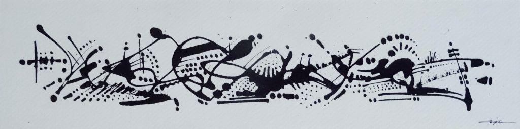 Délire Calligraphique 6