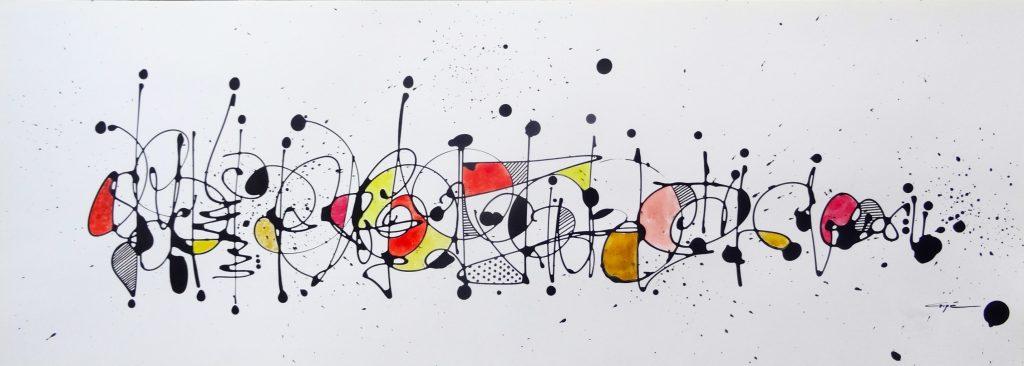 Délires graphiques 5 coloré